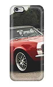 Top Quality Protection American Sports Car Case Cover For Iphone 6 Plus by lolosakes