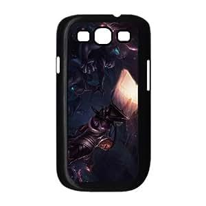 League of Legends Lucian Samsung Galaxy S3 9300 Cell Phone Case Black JN80658K