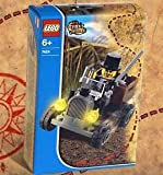 Lego Orient Expedition Set #7424 Black Cruiser