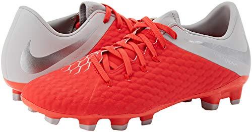 Academy Grey lt Multicolor Grey wolf 001 Dark mtlc Crimson 3 Adulto Nike Hypervenom Fg Zapatillas Unisex q06HxCEpw