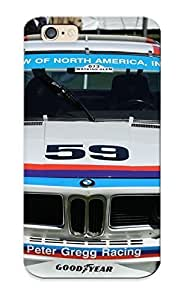 Trolleyscribe Protection Case For Iphone 6 / Case Cover For Christmas Day Gift(imsa 1975 Bmw 35csl Group4 Germany Race Racing Car Vehicle Classic Retro Sport Supercar(6) )
