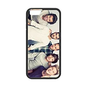 iPhone 6 Plus 5.5 Inch Cell Phone Case Black 1D rjdn