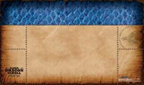 Legion Supplies PLMEDU Play Mat Elder Dragon Scroll Blue