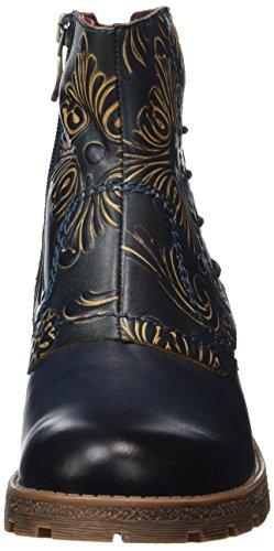 Laura Vita Damen Corail 01 Stiefel Blau (Jeans)