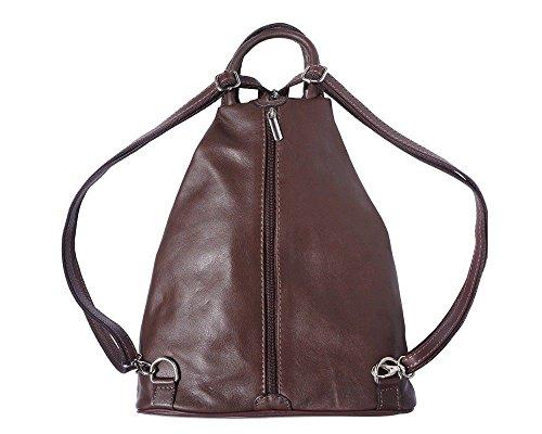 amp; Soft Shoulder Italian Convertible Soft Zip Backpack Black Bag New London Super Italian Craze Rucksack Leather Shoulder Leather and Rucksack Bag t1F0qvw