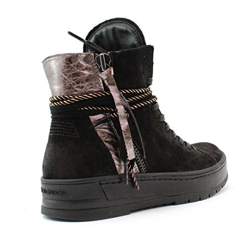 Crime Sneaker 25902a17.20 Noir Taille 37 - Couleur Noir