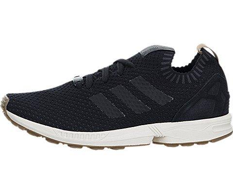 best website 9ae0d 7cf5c adidas Originals ZX Flux Primeknit Shoes #S75972 (8.5)