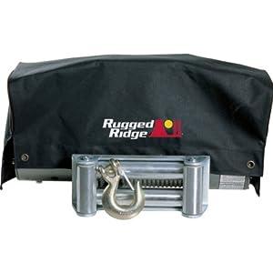 Rugged Ridge 15102.02 Winch Cover