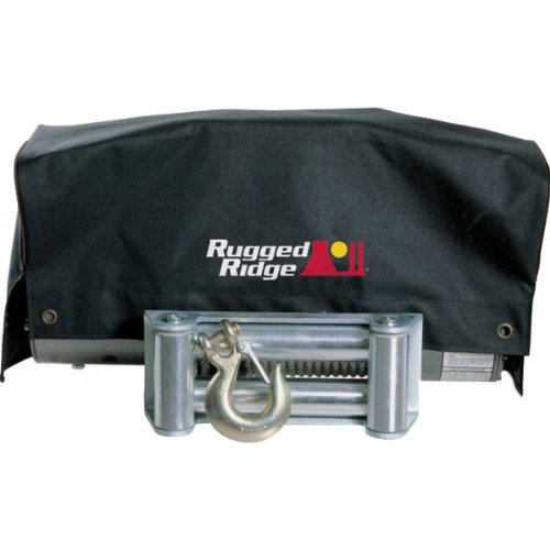 Rugged Ridge 15102.02 Winch Cover