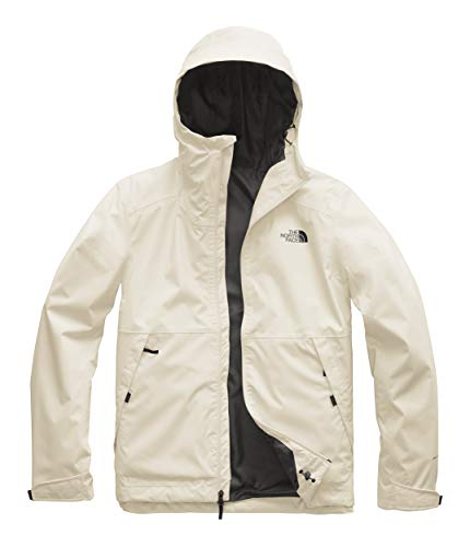 Hood Clothing White (The North Face Men's Millerton Jacket Vintage White X-Large)