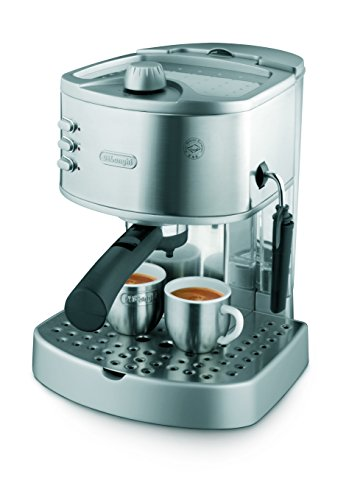Delonghi EC330 Espresso and Cappuccino Machine Review [2018]