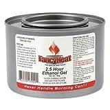 FHCF900 Ethanol Gel Chafing Fuel Can, 2-1/2 Hour Burn, 7 oz