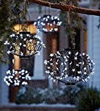 Set Of 3 Solar Star Lanterns