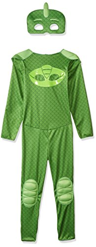 Allowing Costume (PJ Masks Gekko Costume Set)