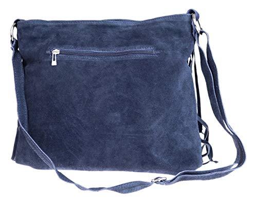 navy Girly Handbags Daniela Sac Bleu Bandoulière drrX8PW