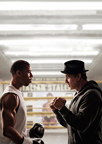 "Used, Creed - Movie Poster, Size 24 x 36"" Inches , Glossy for sale  Delivered anywhere in USA"