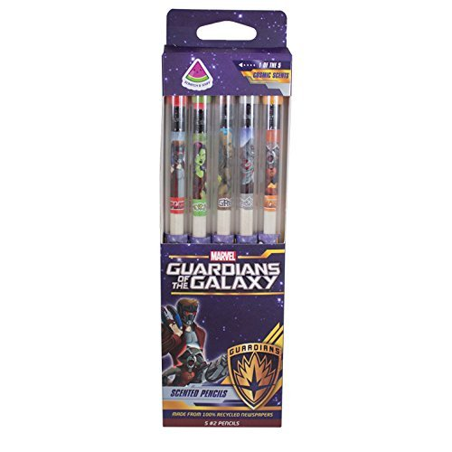 Marvel Guardians of the Galaxy Smencils by Scentco Inc.