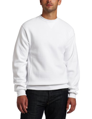 Sudadera power Dri Athletic Russell Polar Blanco 50wnHqw6x