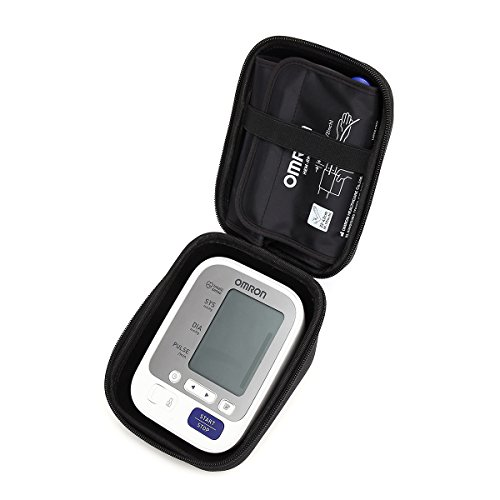 Omron 5 Series Upper Arm Blood Pressure Monitor with Cuff that fits Standard and Large (Nursing Supply Cart)