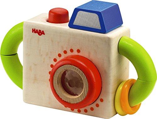 HABA Capture Classic Wooden Camera