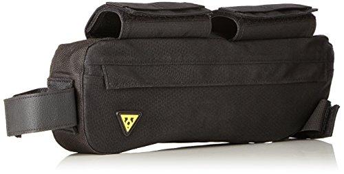 Topeak Midloader Fahrrad Tasche wasserabweisend 3 / 4,5 l Rahmentasche Offroad, 1500302