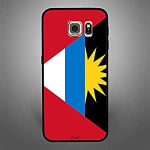 Samsung Galaxy S6 Antigua Flag
