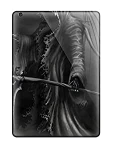 JunilaraKoopare UVa117MxJl Cases Covers Ipad Air Protective Cases Grim Reaper Death