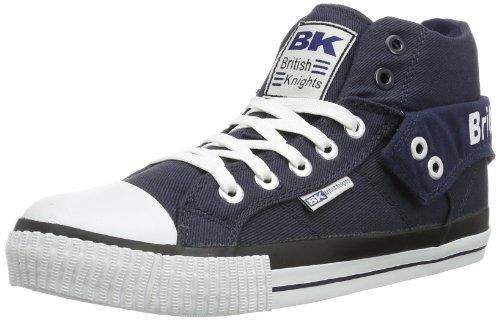 British Knights Roco - Zapatillas Azul (Blau (navy 4))
