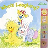 Little Suzys Suzy's Zoo Whos Laughing Tabbed Board Book