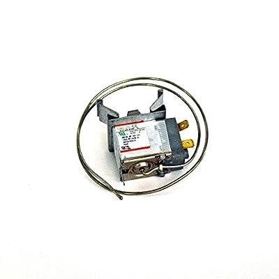 Frigidaire 5304513033 Refrigerator Temperature Control Thermostat Genuine Original Equipment Manufacturer (OEM) Part for Frigidaire, Crosley, Kenmore, White-Westinghouse