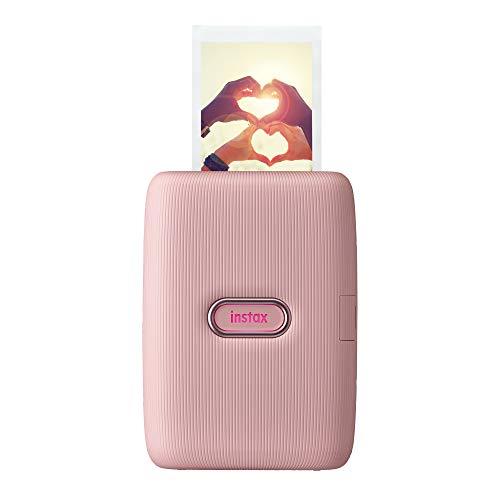 Fujifilm Instax Mini Link Smartphone Printer – Dusky Pink