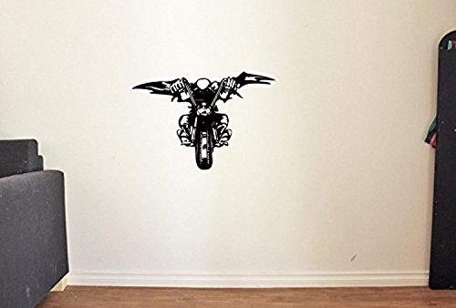 Motorbike Wing Mirrors - 3