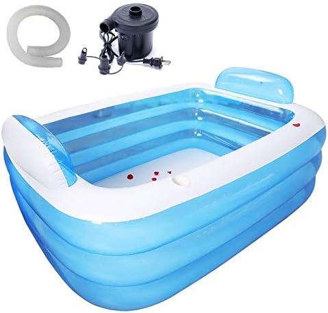 FlySkip Adult Inflatable Bathtub