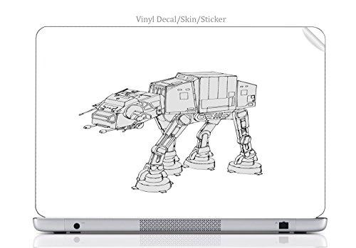 Laptop VINYL DECAL Sticker Skin Print Popular Walker fits Chromebook 550