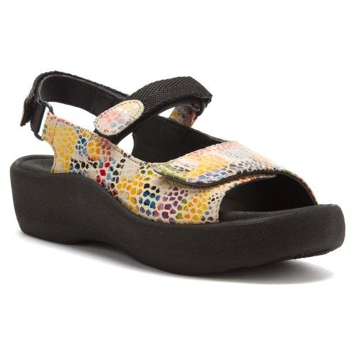 Wolky Comfort Sandalen Juweel Neutrale Multikleuren Fantasie