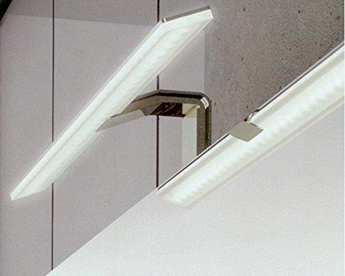 Applique da bagno a led modello vaal  k lm w
