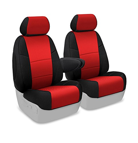 coverking-custom-fit-front-50-50-bucket-seat-cover-for-select-lexus-rx330-models-spacermesh-2-tone-r
