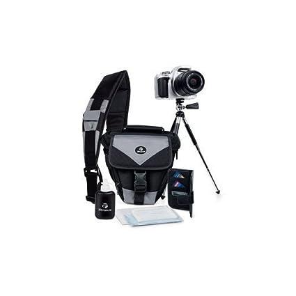 Amazon.com : Targus Digital TGK-DSK100 7-PC Universal DSLR/SLR
