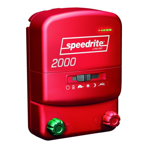 Speedrite 2000 Unigizer, 2.0 Joule by Speedrite