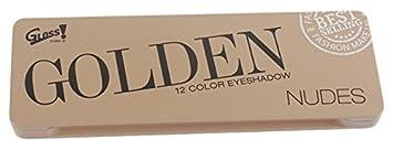 Gloss! Adorable Nudes Palette de Maquillage, Coffret Cadeau-Coffret Maquillage ES0200-PINK