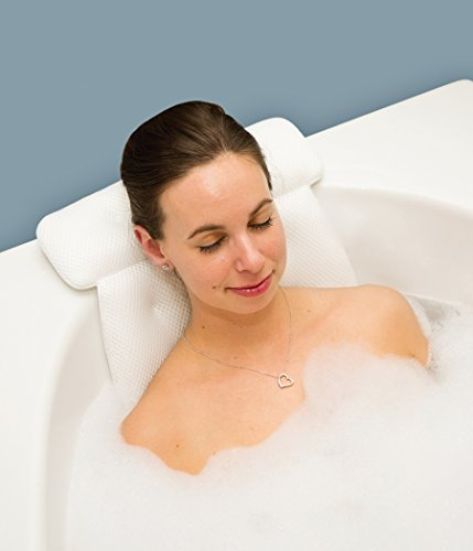 QuiltedAir Bath Pillow Non Slip Technology product image