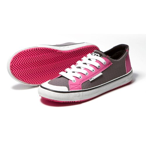Zhik ZKG Sailing Shoes Wet Shoes - Grey/Pink 9.5UK/43.5EU by Zhik