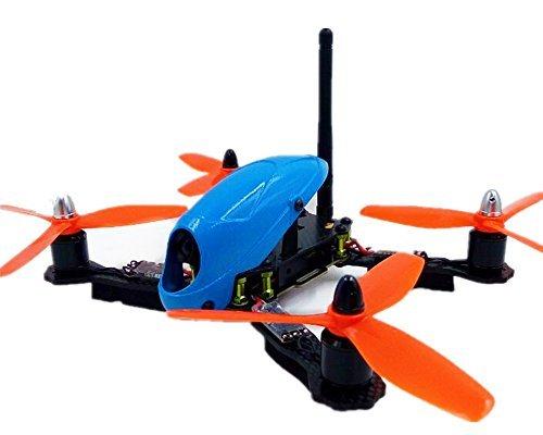 2017 3D Version Lieber Carbon Fiber UAV Hawk LB-210 Quad Kit FPV Racing Drone Kit with HD Camera Remote Control F3 Flight Controller