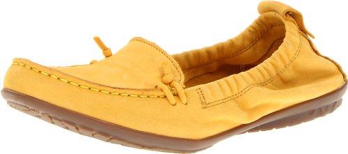 Ceil MT Slip-On Loafer,Gold,6 M US ()