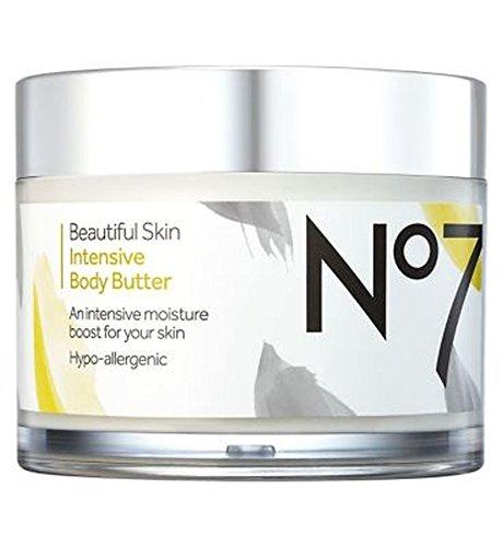 No7 Beautiful Skin Intensive Body Butter -