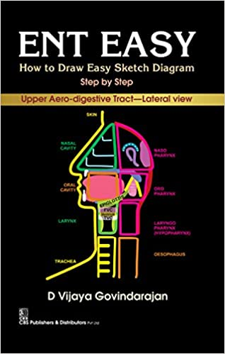 ENT Easy: How to Draw Easy Sketch Diagram Step by Step - Kindle