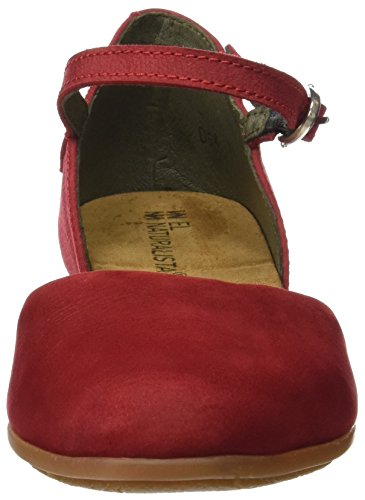 Stella Mary Rosso Nd54 Vulcanizados Pleasant Y Flats S Donna Inyectados Tibet Jane A xZ1aA0wq
