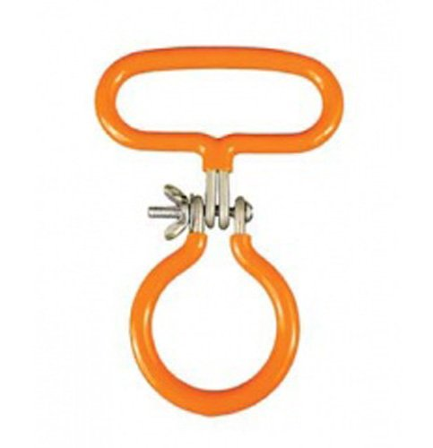 Handle Supply (Eagle Brewing FE510 Carboy Handle for Smooth Neck, Orange)