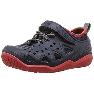 Crocs Kids' Swiftwater Easy-On Shoe