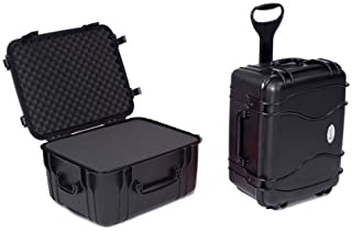 product image for Seahorse SE1220F-BK Waterproof Storage and Transport Case with Foam - Black